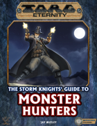 The Storm Knights' Guide to Monster Hunters