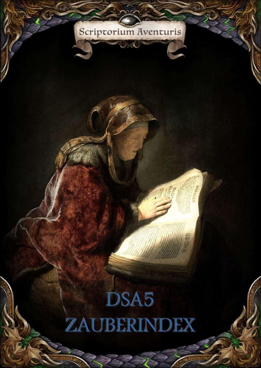 DSA5-Zauberindex