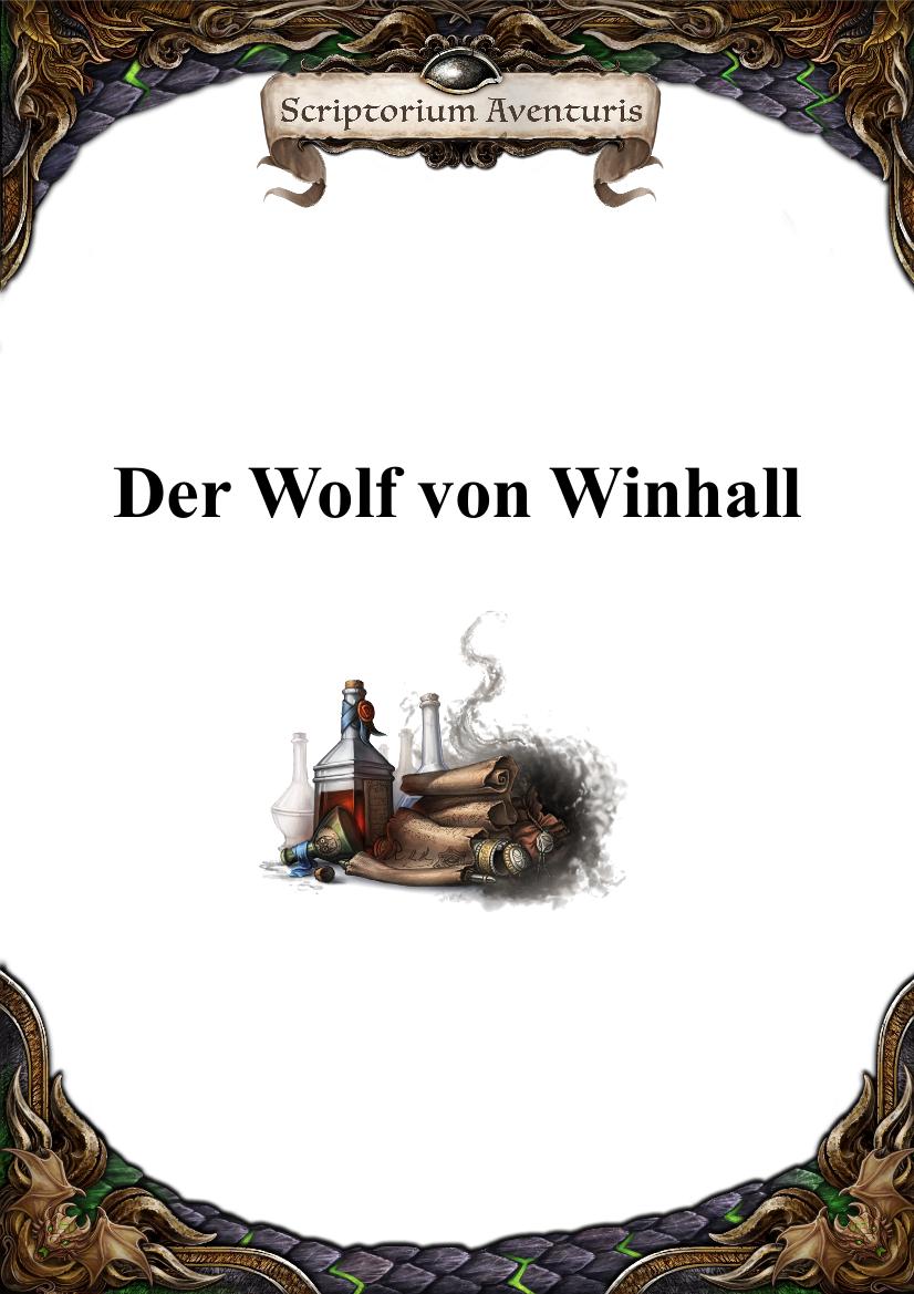 Aventuria - Der Wolf von Winhall