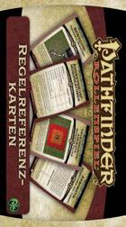 Pathfinder Regelreferenzkarten (PDF) als Download kaufen