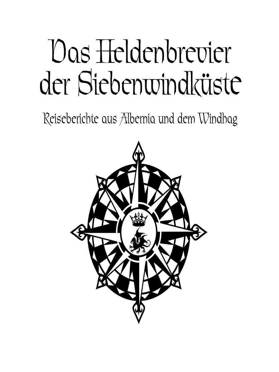 Hörbuch – Heldenbrevier zur Siebenwindküste (MP3) als Download kaufen