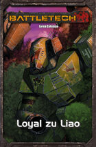 Battletech Loyal zu Liao (EPUB) als Download kaufen