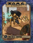 Torg Eternity - Nile Empire - Crowdfunding Pack