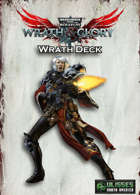 Wrath & Glory - Wrath Deck