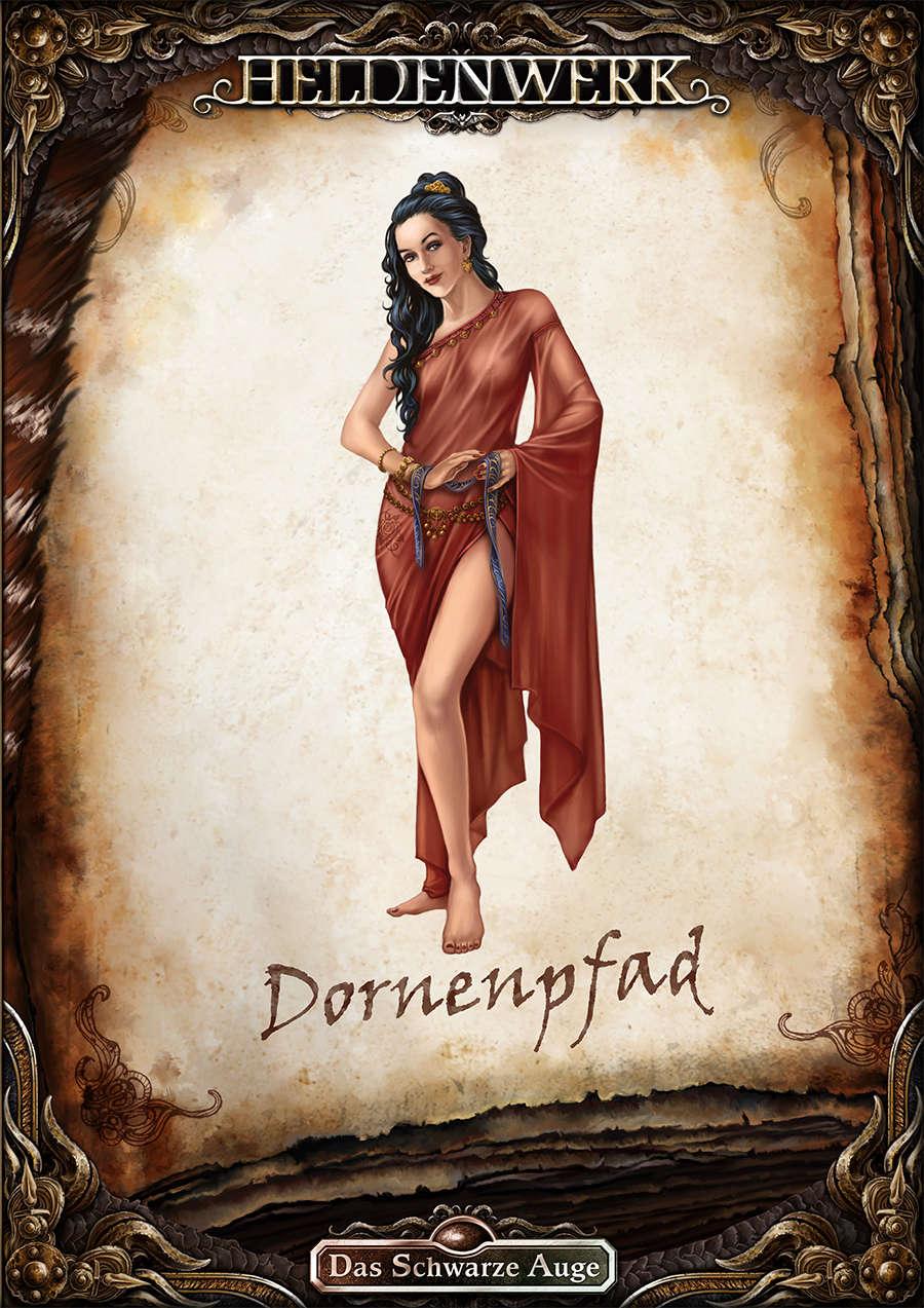 Heldenwerk #023 - Dornenpfad (PDF) als Download kaufen