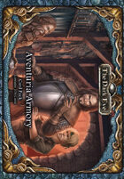 The Dark Eye - Aventuria Armory Cards