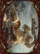 The Dark Eye - Combat & Special Abilities Cards