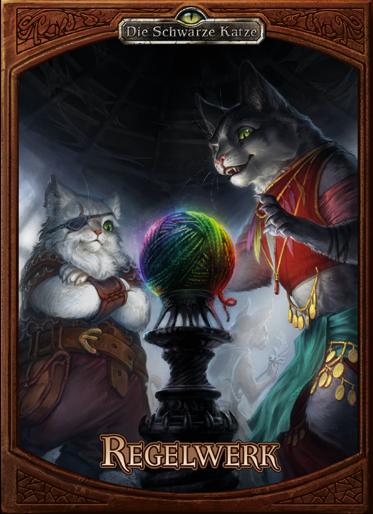 Die Schwarze Katze - Regelwerk (PDF) als Download kaufen
