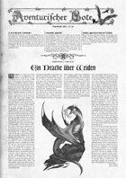 Aventurischer Bote #195 (PDF) herunterladen