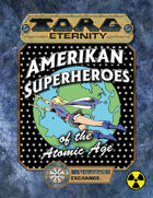 Torg Eternity: Amerikan Superheroes of the Atomic Age