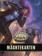 Savage Worlds Mächtekartendeck (PDF) als Download kaufen