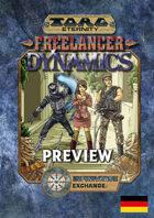 Torg Eternity: Freelancer Dynamics DE (Preview)