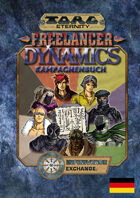 Torg Eternity: Freelancer Dynamics Kampagnenbuch DE
