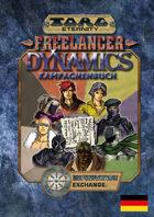 Torg Eternity: Freelancer Dynamics Kampagnenbuch DE