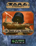 Torg Eternity - Death of the Mystery Man