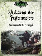 HeXXen 1733 - Werkzeuge des HeXXenmeisters - Erweiterung für die Hexenjagd (PDF) als Download kaufen