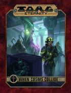 Torg Eternity - Aysle - When Cosms Collide!