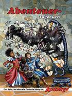 Äventyr - Abenteuerbuch für Sticker (PDF) als Download kaufen