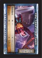 Torg Eternity - Drama Card - You Take it to Them!