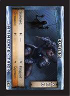 Torg Eternity - Drama Card - Curses!