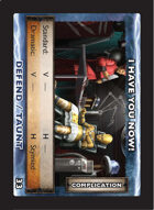 Torg Eternity - Drama Card - I have you Now!