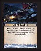 Torg Eternity - Destiny Card - Adrenaline 3