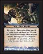 Torg Eternity - Destiny Card - Master Plan 19