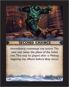 Torg Eternity - Destiny Card - Second Chance 31