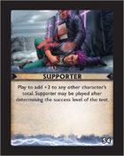 Torg Eternity - Destiny Card - Supporter 54