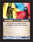 Torg Eternity - Destiny Card - Transfer