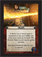 Torg Eternity - Aysle Cosm Card - Trap!