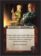 Torg Eternity - Aysle Cosm Card - Courtly Romance