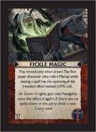 Torg Eternity - Aysle Cosm Card - Fickle Magic