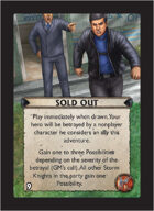 Torg Eternity - Pan-Pacifica Cosm Card - Sold Out
