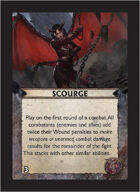 Torg Eternity - Tharkold Cosm Card - Scourge