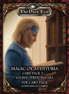 The Dark Eye - Magic of Aventuria Card Set 3 - Locked Strechgoals