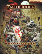Pathfinder 2 - Charakterbogenset (PDF) als Download kaufen