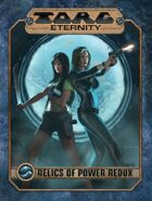 Torg Eternity - Relics of Power Redux