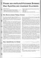 Pfade des Lichts - Pfade des zwölfgöttlichen Bundes - Das Kloster des wahren Glaubens (PDF) als Download kaufen