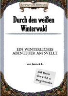 Durch den weißen Winterwald (Abenteuer und Themengruppe)