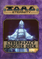 Torg Eternity - Cyberpapacy Booster Deck