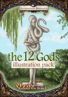 the 12 Gods