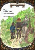 Im wilden Wald von Andergast Solo-Abenteuer