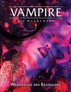 V5 - Vampire - Die Maskerade Erzählschirm (PDF) als Download kaufen