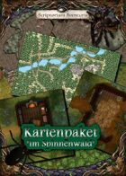 Kartenpaket - Im Spinnenwald
