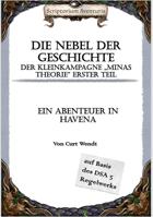"""Die Nebel der Geschichte - Der Kleinkampagne """"Minas Theorie"""" erster Teil"""