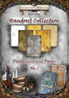 Jyiv's freie Handout Collection - Pergament und Papier No. 1