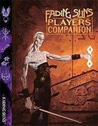 Fading Suns Players Companion