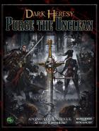 Dark Heresy: Purge the Unclean
