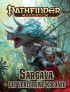 Handbuch: Sargava, die verlorene Kolonie (PDF) als Download kaufen